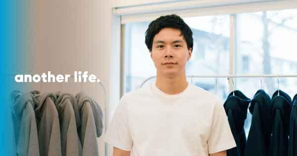 下田 将太さん 服づくりで、着る人も作る人も豊かな世界を。 流され続けた人生で見つけた想い。  another life.(アナザーライフ)