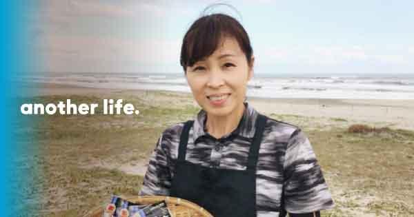 山路 由美子さん 九十九里の塩と海を守りたい。 選べなかった道の先で見つけた、自分の想い。  another life.(アナザーライフ)