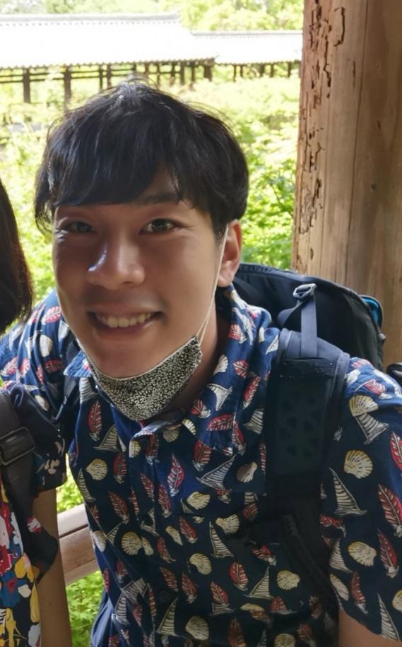 谷本伊玖周プロフィール写真