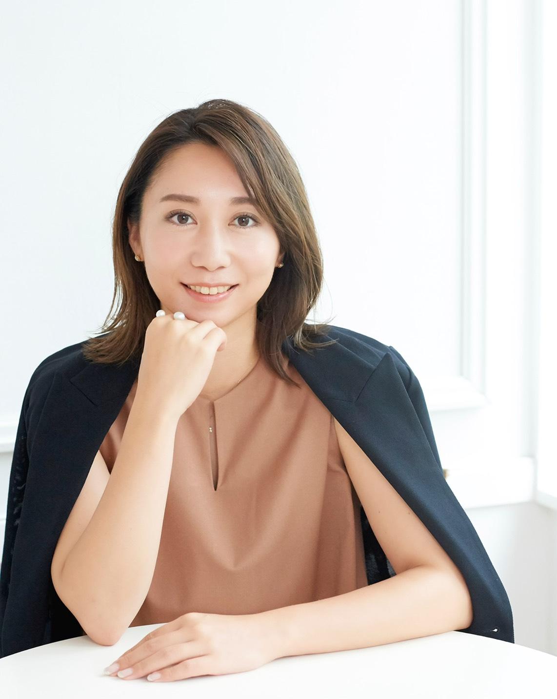 志賀 祥子プロフィール写真