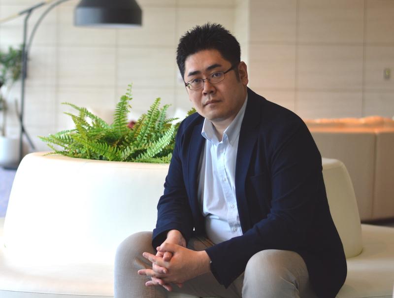 江田泰高プロフィール写真